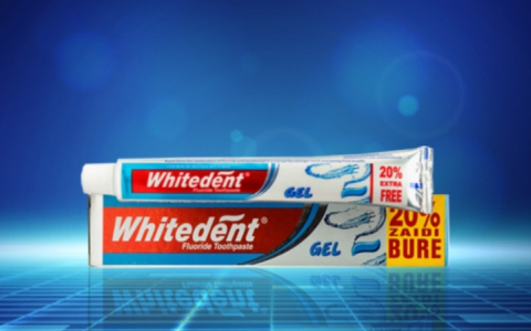 Whitedent Gel Toothpaste