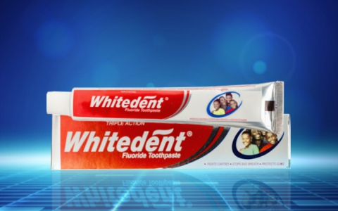 Whitedent Triple Action Toothpaste