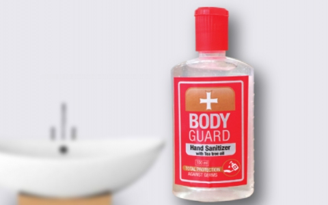 Bodyguard Hand Sanitizer
