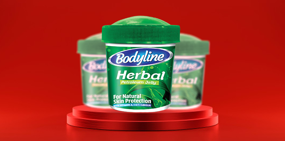 Bodyline Mens Pure Petroleum Jelly
