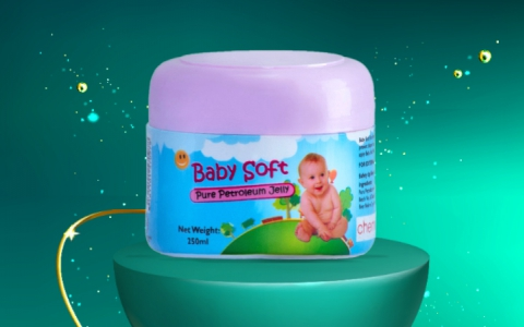 Baby Soft Pure Petroleum Jelly