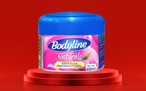 Bodyline Naturals Pure Petroleum Jelly